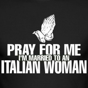 I want to marry an italian woman