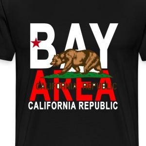 bay_area_california - Men's Premium T-Shirt