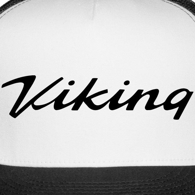 Chevy Task Force Viking emblem script