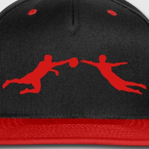 Ultimate Frisbee men Caps - Snap-back Baseball Cap