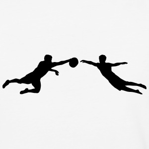 Ultimate Frisbee men T-Shirts - Baseball T-Shirt