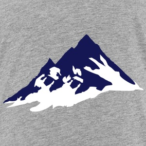 Mountains Kids' Shirts - Kids' Premium T-Shirt