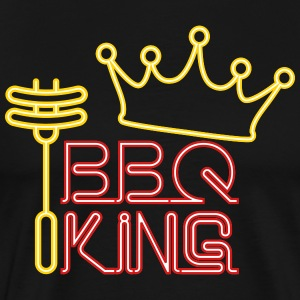 BBQ King T-Shirts - Men's Premium T-Shirt