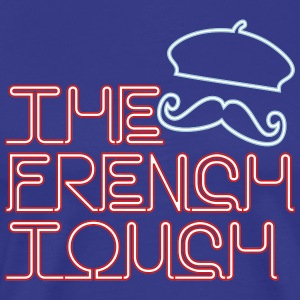 The French Touch Neon T-Shirts - Men's Premium T-Shirt