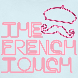 The French Touch Neon Baby & Toddler Shirts - Short Sleeve Baby Bodysuit