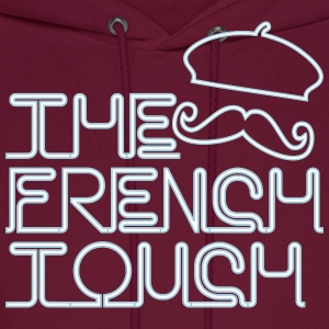 The French Touch Neon Hoodies - Men's Hoodie