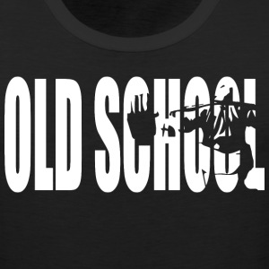 Old School Strength - Men's Premium Tank