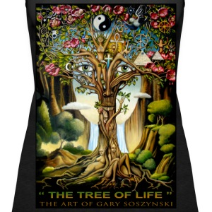 THE TREE OF LIFE  WOMENS TANK TOP - Women's Premium Tank Top