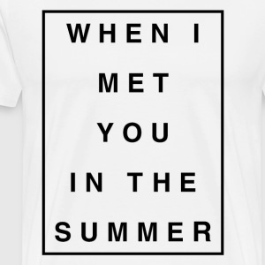 Summer - Men's Premium T-Shirt