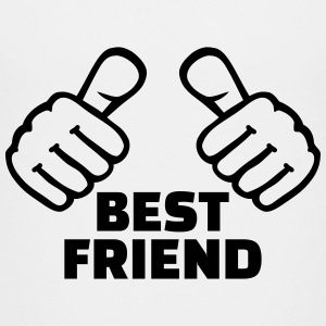Best Friend Kids' Shirts - Kids' Premium T-Shirt