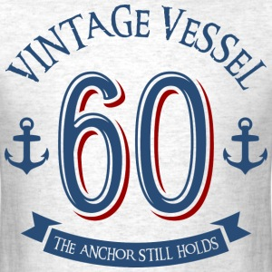 Nautical 60th Birthday T-Shirts - Men's T-Shirt