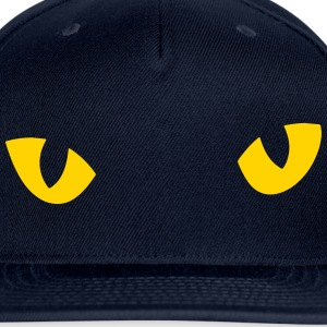 cat's eyes Caps - Snap-back Baseball Cap