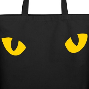 cat's eyes Bags & backpacks - Eco-Friendly Cotton Tote