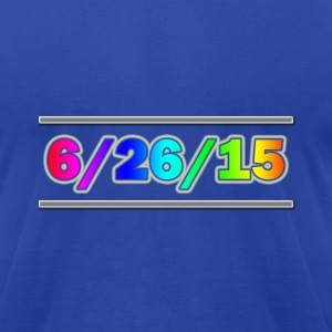 SCOTUS Date - Men's T-Shirt by American Apparel