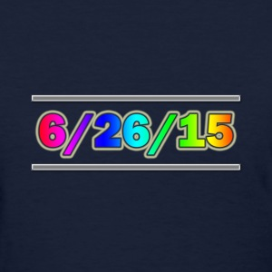 SCOTUS Date - Women's T-Shirt