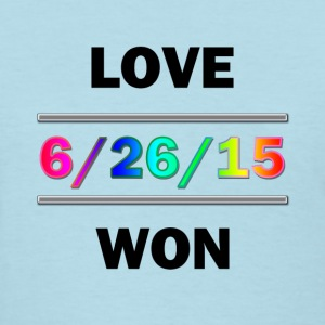 Love Won - Women's T-Shirt