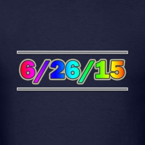 SCOTUS Date - Men's T-Shirt