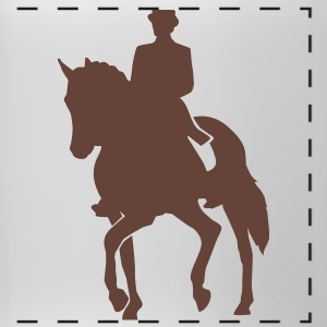 Dressage Accessories - Panoramic Mug