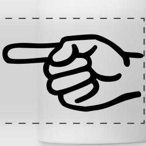 Finger Accessories - Panoramic Mug