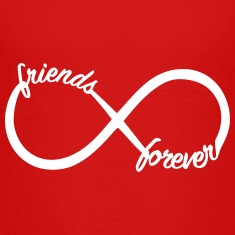 Friends forever Kids' Shirts