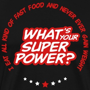 What's your superpower? T-Shirts - Men's Premium T-Shirt