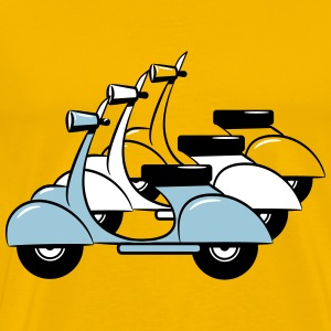 Scooter group T-Shirts - Men's Premium T-Shirt