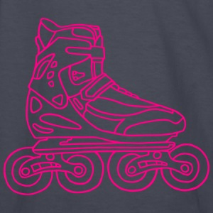 Inline Roller Skates Kids' Shirts - Kids' Long Sleeve T-Shirt