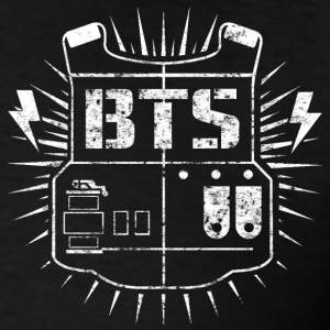 BTS Men's Shirt Style 2 - Men's T-Shirt