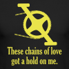 chains_of_love - Men's Long Sleeve T-Shirt by Next Level