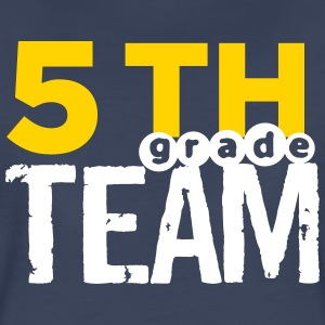 5th Grade Team Women's T-Shirts - Women's Premium T-Shirt