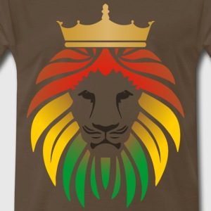 lion reggae - Men's Premium T-Shirt
