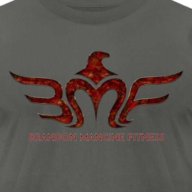 MEN'S BMF LAVA - TSHIRT