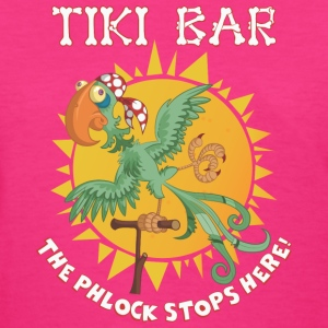 The Phlock Stops Here Women's T-Shirts - Women's T-Shirt