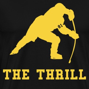 The Thrill - Gold T-Shirts - Men's Premium T-Shirt