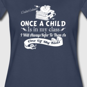 A Teacher's Confession - Women's Premium T-Shirt