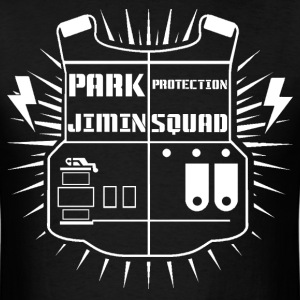 Park Jimin Protection Squad Men's Shirt - Men's T-Shirt