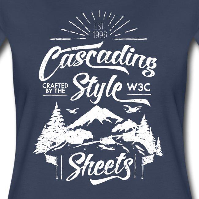 CSS-Shirt - Woman (navy)
