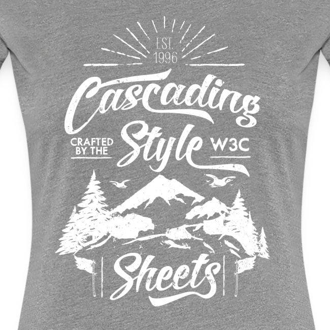 CSS-Shirt - Woman (grey)