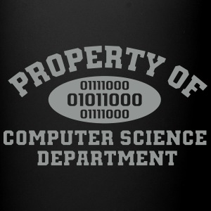 Property Of Computer Science - Full Color Mug