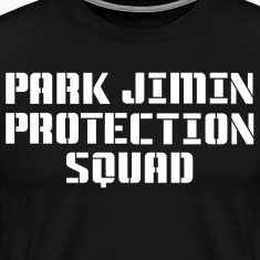 Park Jimin Protection Squad Shirt Style 3