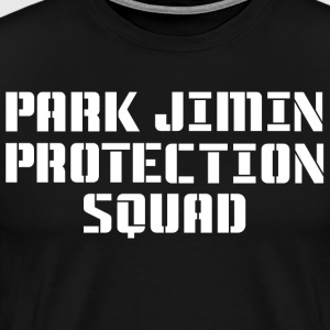 Park Jimin Protection Squad Shirt Style 3 - Men's Premium T-Shirt