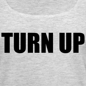 turn_up_tshirt Tanks - Women's Premium Tank Top