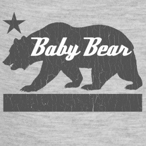 California Bear Family (BABY Bear) - Baby Contrast One Piece