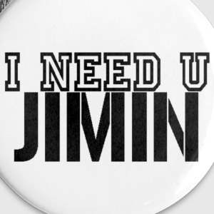I Need U Jimin Buttons - Small Buttons