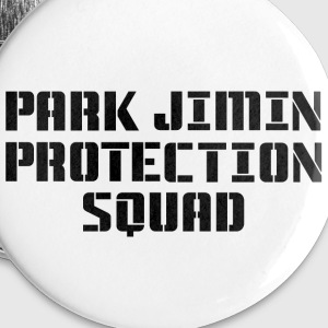 Park Jimin Protection Squad Buttons - Small Buttons