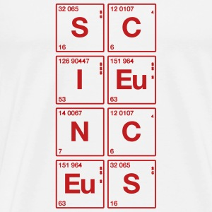 Sciences T-Shirts - Men's Premium T-Shirt