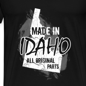 Idaho T-shirt - Made in Idaho - Men's Premium T-Shirt