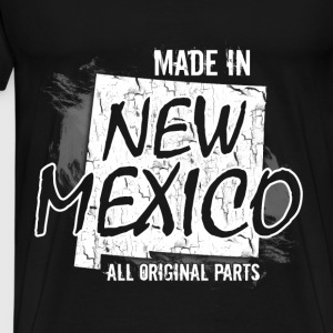 New Mexico T-shirt - Made in New Mexico - Men's Premium T-Shirt