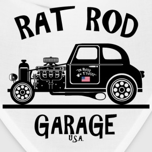RAT ROD Garage, USA! Caps - Bandana