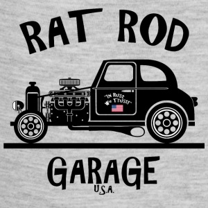 RAT ROD Garage, USA! Baby & Toddler Shirts - Baby Contrast One Piece